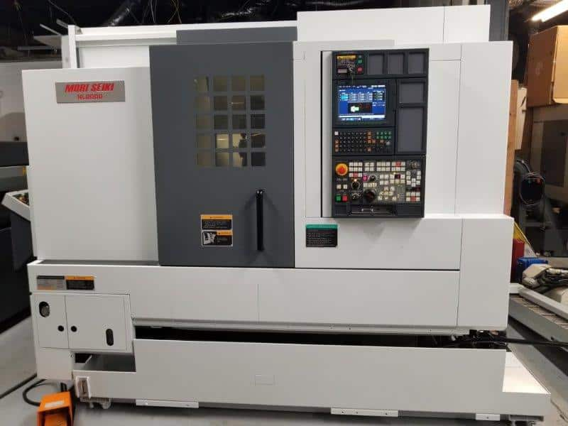Mori Seiki Machining Equipment