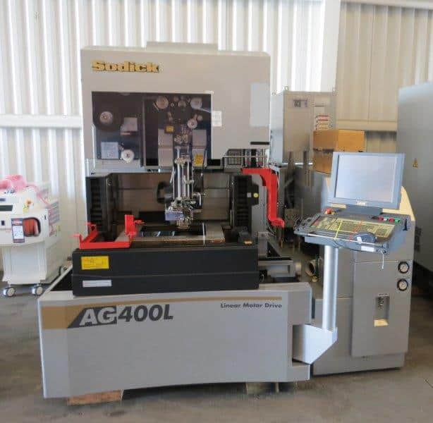Sodick Machining Equipment